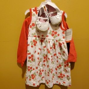Strawberry Delight Outfit